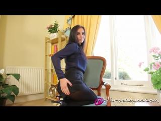 Emma glover nylons 2 dress secretary