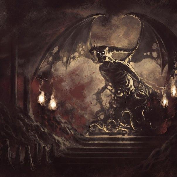 #Dark | #Blood | #Demons | #Phosphor