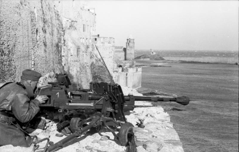 Противотанковое ружье PzB-41 1941 г.
