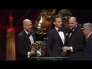 """2 часть.Том Хиллстон на BAFTA 2017. Объявляет победителя в номинации """"Лучший фильм"""""""