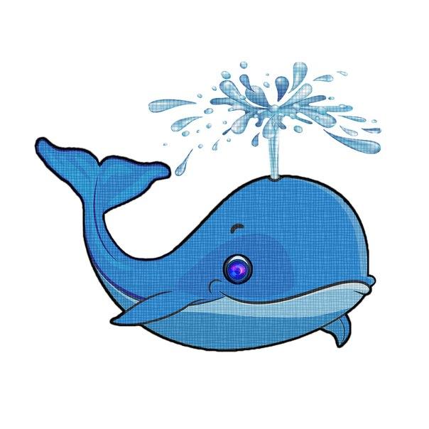 Прикольные картинки кита