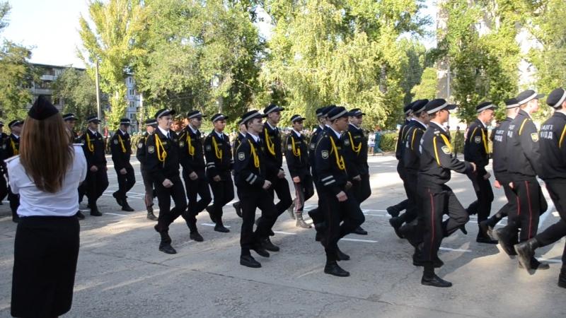 Клятва кадета ГАЭмТ 2017