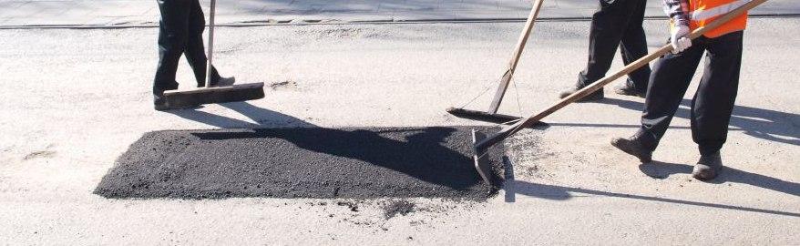 Росавтодор ответил на предложение запретить ямочный ремонт