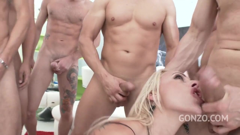Brittany Bardot ( GANGBANG) 2017, Toys, Squirt, DP, Double pussy DPP, Prolapse, A2 M, Anal, Fisting,