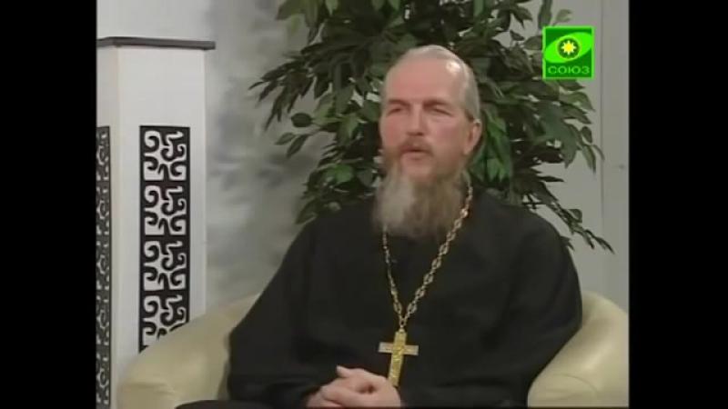 За это интервью священник Игорь Тарасов в запрете на 3 года, Указ №3436 от с 22.07.16 г.