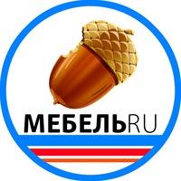 Логотип МебельRU - Фабрика мебели в Краснодаре