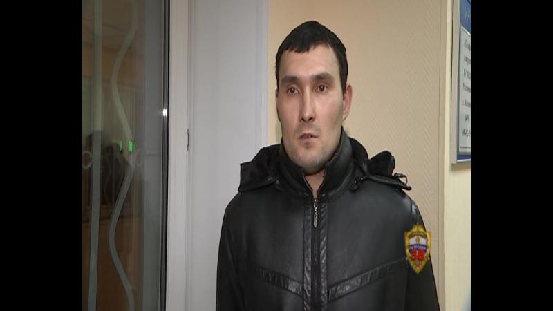 Полицейские САО задержали мужчину по подозрению в поджоге квартиры