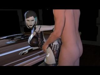 Rule34 mass effect edi source filmmaker 3d porn hentai