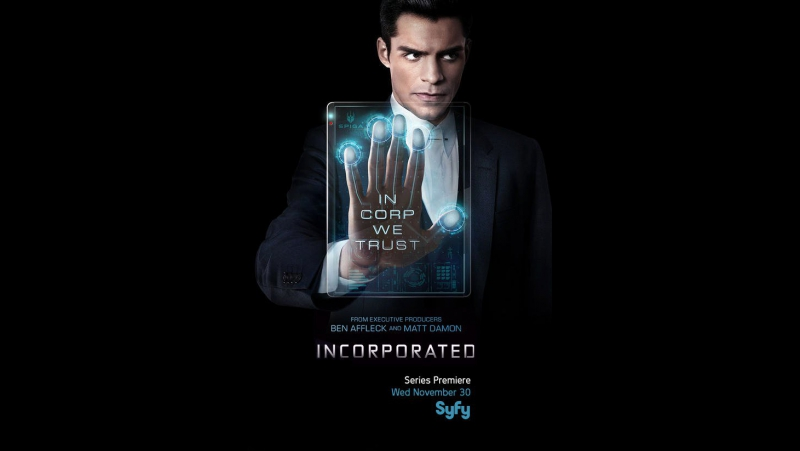 Корпорация Incorporated 2016 7 8 серия фантастические фильмы