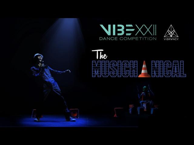 DANIEL CLOUD CAMPOS THE MUSICHANICAL - VIBE XXll