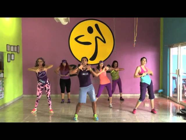 Bailando (enrique iglesias) ZUMBA IVAN MONTERREY feat. ZUMBA CHARITY