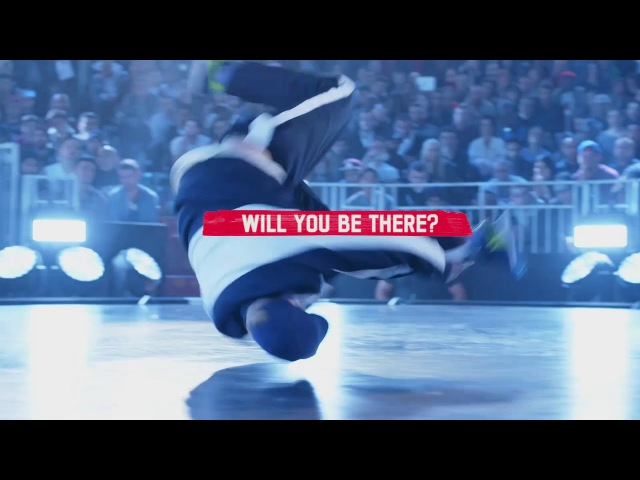 Red Bull BC One World Final Ticket Sales