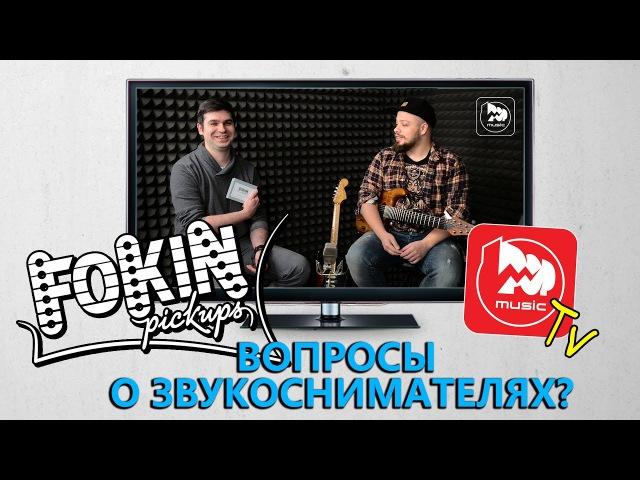 Звукосниматели. Интервью с Ильёй Фокиным (Fokin Pickups)