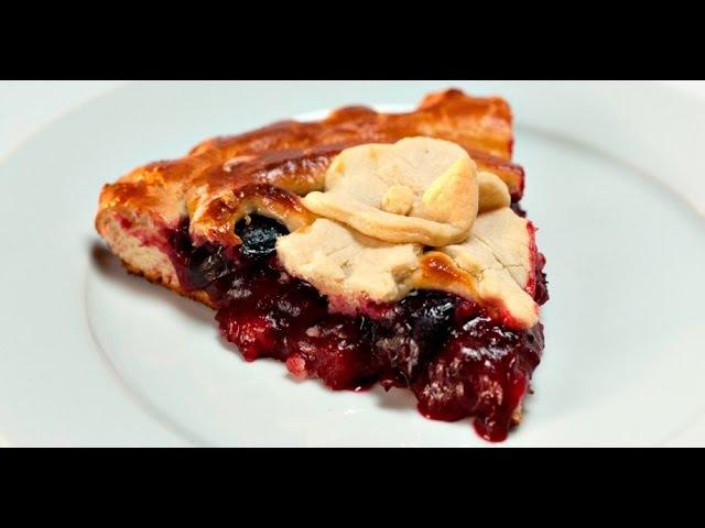 Сливовый пирог | Теле-теле-тесто