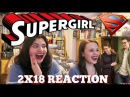 SUPERGIRL 2X18 ACE REPORTER REACTION