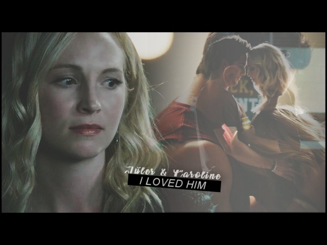 All i gave you is gone l tyler caroline (8x05)