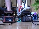 Dunlop Wah Sc95 Slash video.wmv
