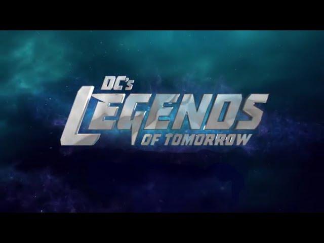 Легенды завтрашнего дня [3 сезон] (англ. Трейлер 2017)