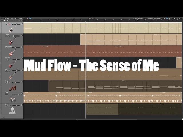 Mud Flow - The Sense of Me (Logic Pro X Cover)