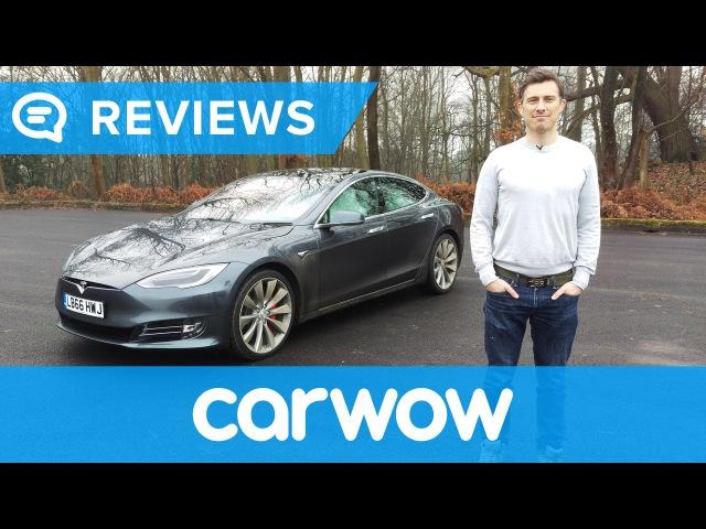Tesla Model S P100D Ludicrous Plus 2017 review | Mat Watson Reviews