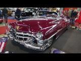 1953 - Cadillac Eldorado - Exterior and Interior - Retro Classics Stuttgart 2015