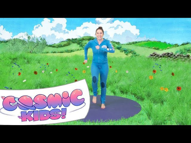 We're Going on a Bear Hunt | A Cosmic Kids Yoga Adventure!