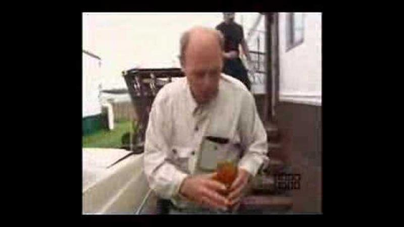 Jim Lahey Falls Down