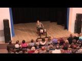 Лекция Павла Басинского в Ясной Поляне