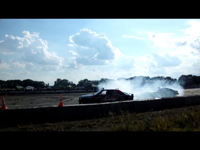 DCU Stage 2, Vinnitsa 09.07.2017. Kremets (190 AMG) vs Lutiy (200SX)