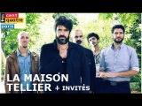 LA MAISON TELLIER ET INVITES ARMAN MELIES, EMILY LOIZEAU, H-BURNS, ALMA FORRER AU 104 PARIS LE 02 F