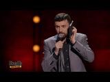 Stand Up: Тимур Каргинов - О чехле на телефон, который одновременно кошелёк и российском TV