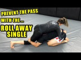 Roll Away Single Leg Reversal w Back Door Finish