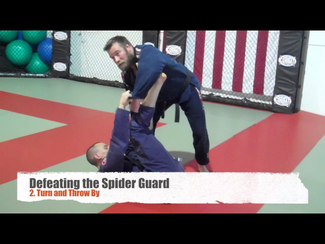 Defeating the Spider Guard in Less Than 10 Minutes!