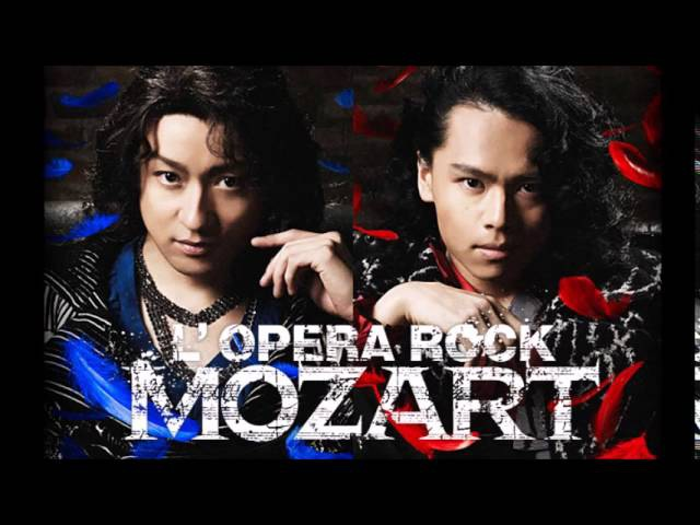 18** 2015.05.24 Mozart L'Opéra Rock - Victime de ma victoire (Japanese Version) ロックオペラ モーツァルト
