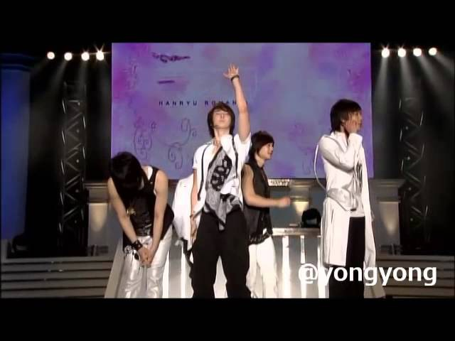 SS501 韓流ロマンティックフェス2007