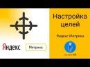 Как настроить цели в Яндекс Метрике?