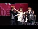 MORE THAN WORDS EXO KAI - 120616 dancing with sehun at Sukira Open Broadcast Piano Concert [HD]