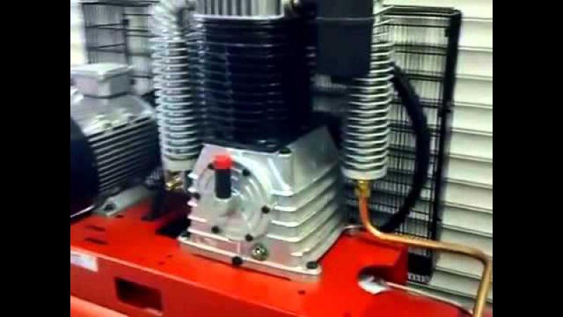 Virzuļu kompresors K50 500 FT10