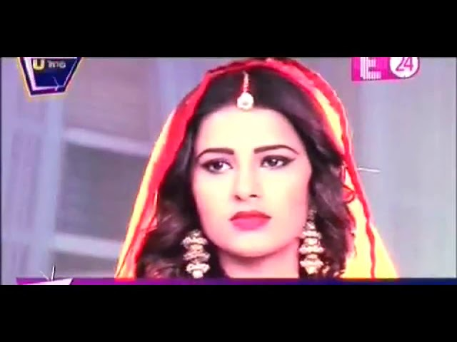 Iss Pyaar Ko Kya Naam Doon 3 : Chadni's bridal make up for Advay : 11 September 2017 Episode Twist