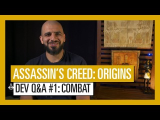 Dev Q&A #1: Focus on Combat - with Ashraf Ismail