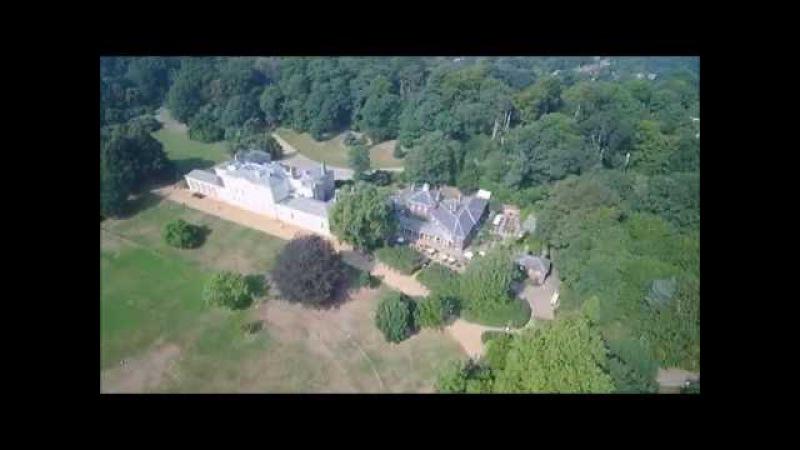 Hampstead Heath and Kenwood House, London - Skydronauts.uk