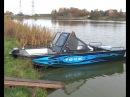Водометный катер, силовая установка Weber-750 MPE