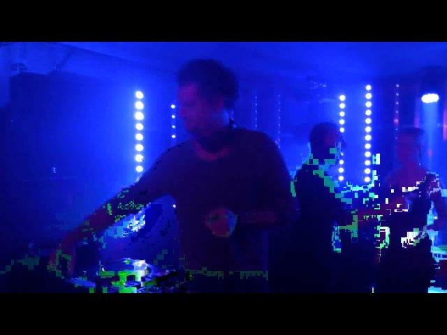 DJ Revil O - Techno Classics Wasserturm Hannover 15.04.2017
