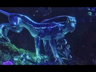 NEW Pandora - The World of Avatar: Navi River Journey ride preview at Walt Disney World