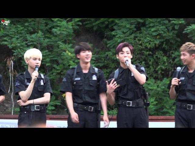 150705 방탄소년단 미니팬미팅 :: 쩔어 춤을 가장 힘들어한 사람은?