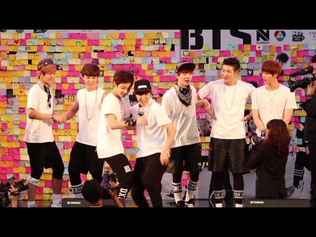 ASIAN ZONE Bangtan Boys BTS in Thailand