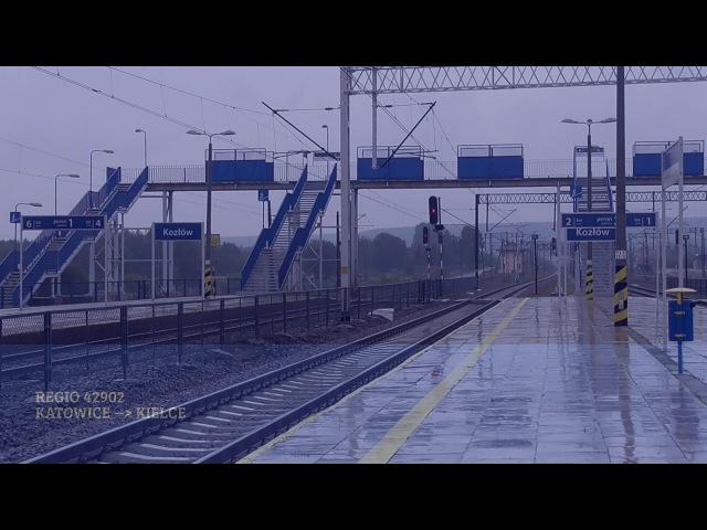 Stacja PKP Kozłów [ EIC IC TLK KMLRegio ]