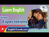 Learn English Through Story ★ Subtitles Great Expectations upper level