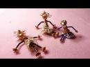 DIY - Dolls Pendant - Ciondoli Bamboline Ballerine