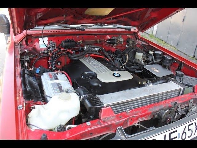 NISSAN PATROL Y60 2.8td -- 3.0d M57 BMW.....swap